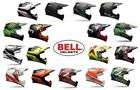 BELL MX 9 MIPS Equipped Motorcycle Helmet Dirt Bike Colors SIZES XS XXL