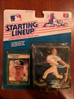 NEW Starting Lineup Mark McGwire 1989 Figure Toy NIB Baseball SLU Athletics Card