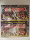 2017 TOPPS HERITAGE HIGH NUMBER BASEBALL FACTORY SEALED HOBBY 2 BOX LOT