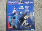 Cubs Sammy Sosa 1998 Kenner Starting Lineup Extended Series Action Figure w/Card