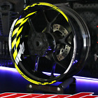 Wheel Rim Stripes Tape Decals fits Suzuki gsxr 1000 600 750 250r 650 sv gsx r s