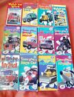 Lot of 12 THERE GOES ATRUCK TRAIN CAR etc VHS Video Cassette Tapes D
