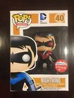 Funko Pop Nightwing Red Fugitive Toys Exclusive
