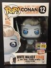 WHITE WALKER CONAN Funko POP SDCC 2017 EXCLUSIVE GAME OF THRONES EXPERIENCE