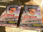 2017 Topps Update HOBBY 2 box lot - clean, dent free boxes - Cody Bellinger Rook