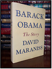 Barack Obama The Story SIGNED by DAVID MARANISS President Senator New Hardback