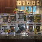 Funko Pop lot of 10 ( Overwatch, Star Wars, Spider-Man, Cuphead, Exclusives )