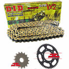 Aprilia 650 Pegaso Tucsany Tibet 2004 DID GOLD VX2 X-Ring Chain