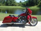 2016 Harley Davidson Touring 2016 Harley CVO Streetglide only 2K miles and flawless condition