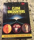 1978 Topps CLOSE ENCOUNTERS OF THE THIRD KIND Wax box 36 Sealed Packs