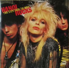 1984 HANOI ROCKS [MICHAEL MONROE] - TWO STEPS FROM THE MOVE CD USA EPIC EK 39614