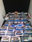 Star Wars Hot Wheels Character Cars and Diecast Ships Huge Lot of 23 94