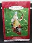 Hallmark Toymaker Santa Dated 2000 Series 1 Ornament Ken Crow free shipping
