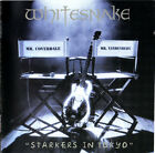 Starkers in Tokyo by Whitesnake CD DAVID COVERDALE ADRIAN VANDENBERG OOP EMI UK