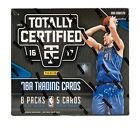 2016 17 Panini Totally Certified Basketball FACTORY SEALED Hobby Box Free S