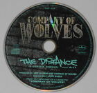 Company of Wolves - The Distance  U.S. promo cd
