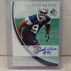 2005 Upper Deck SP Authentic Football 2