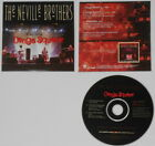 Neville Brothers - Congo Square  1994 U.S. promo cd, Card cover