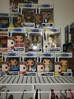 Pop Beauty and the Beast (DISNEY) FUNkO POPS LOT of 9 exclusives