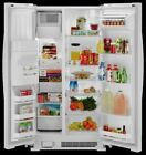 Kenmore Stainless Steel 25 cu. ft Double Door Refrigerator Built in Dispenser