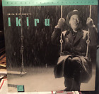 Akira Kurosawas IKIRU Laserdisc Criterion Collection 1st print 1990 2 disc
