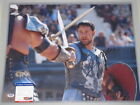 RUSSELL CROWE 'Gladiator' Hand Signed 16