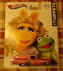 2013 Hot Wheels POP CULTURE FACTORY TAMPO ERROR MUPPETS 59 Chevy Delivery R R