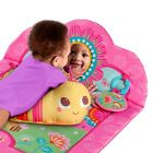 Bright Starts Flowers  Friends Prop Mat Baby Girl Tummy Time NEW DAMAGED BOX