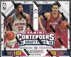 2018-19 Contenders Draft Picks Basketball Sealed Hobby Box Rookies 6 Auto