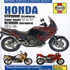 Honda VTR1000F (FireStorm, Super Hawk) and XL1000... by Coombs, Matthew Hardback