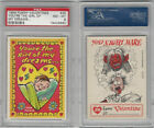 1959 Topps Funny Valentines Trading Cards 24