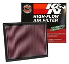 K&N 33-2286 Replacement Air Filter for NV3500 NV2500 NV1500 FRONTIER TITAN QX56
