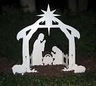 Christmas Outdoor Teak Nativity Set Yard Nativity Scene Top Quality