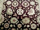 5X7 BRAND NEW BREATHTAKING HAND KNOTTED WOOL PERSIAN TABRIZZ DESIGN ORIENTAL RUG