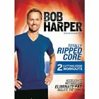 Bob Harper Totally Ripped Core DVD CD FYVG The Fast Free Shipping