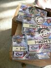 2018 Bowman High Tek 4 box HOBBY lot - 4 factory sealed boxes with 4 autos box