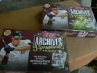 2018 Topps Archives Signature Series Active Player Edition 2 box Lot - 2 boxes