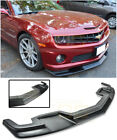 For 10 13 Camaro SS V8  EOS Body Kit TL1 Style Front Bumper Lower Lip Splitter
