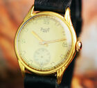 VINTAGE PIAGET WATCH IN 18K GOLD PLATED CASE VINTAGE FROM 1955 VERY NICE