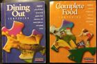 Set Weight Watchers 2002 Winning Point COMPLETE FOOD DINING OUT COMPANION Books