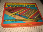VINTAGE SPEARS WEAVING LOOM SIZE 3 VERY NICE PATTERN BOOK AND BOX