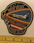 NASA Space Shuttle STS 61C Mission Patch