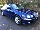 2000 V JAGUAR S TYPE 30V6 AUTOMATIC ONLY 79000 MILES RARE ELECTRIC SUNROOF