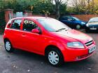 Daewoo Kalos 14 16v SXvery low milesfamily car