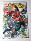 MARVEL DYNAMIC FORCES THE AMAZING SPIDER MAN 500 COMIC BOOK SIGNED CAMPBELL COA