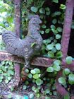 rusty! salvaged iron~yard~planter~