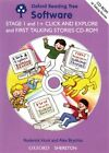 Oxford Reading Tree: Stage 1: Click and Explore and ... - Hunt, Roderick CD 99VG