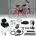 Petrol 2 Stroke Gas Engine Motor DIY Kit 50cc 80cc Cycle Motorized Bike Bicycle