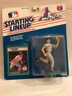 1989 Kenner Mike Greenwell Starting Line-Up w/Card Boston Red Sox *Fast Shipping