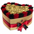 Roses That Last A Year Preserved Rose Box Flower Bouquet Home Floral Decoration